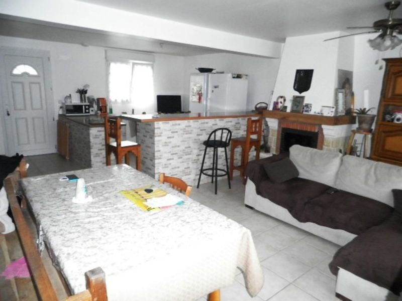 Vente maison / villa Martigne ferchaud 145925€ - Photo 2