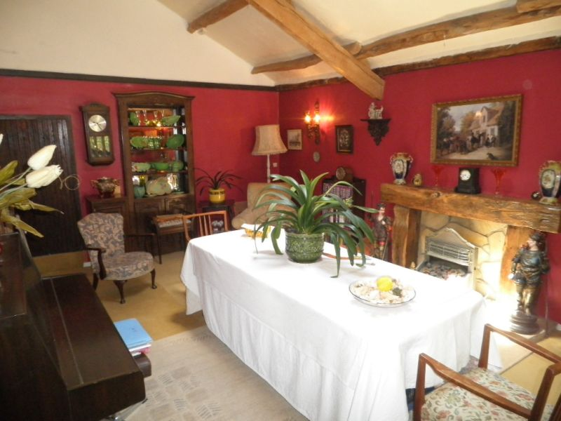 Sale house / villa Thourie 186400€ - Picture 7