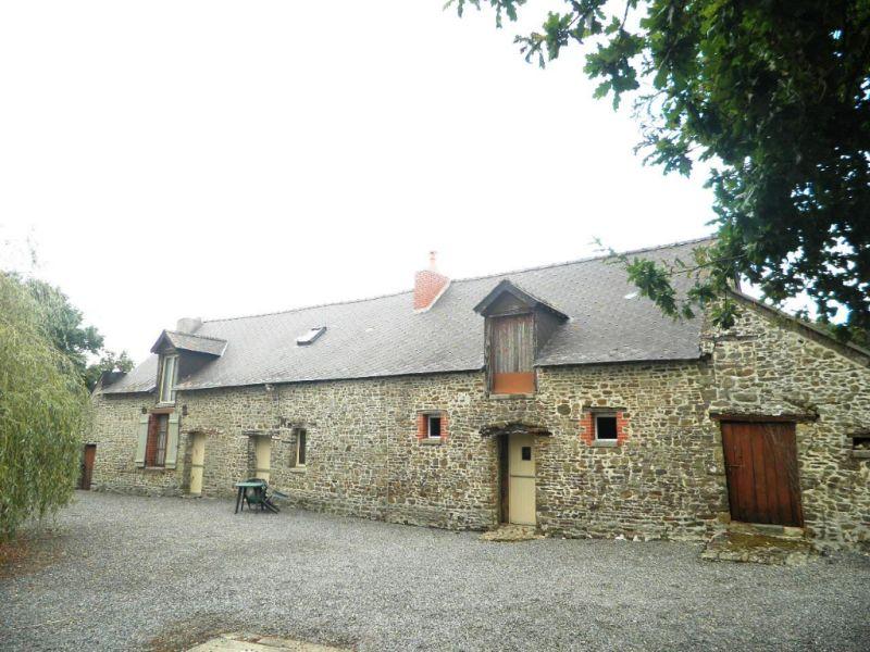 Sale house / villa Eance 114745€ - Picture 1
