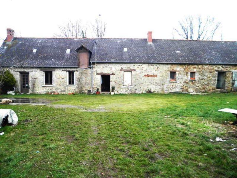 Sale house / villa Martigne ferchaud 79950€ - Picture 1