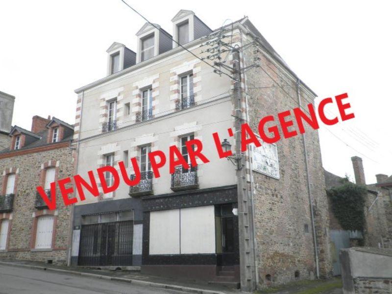 Sale building Martigne ferchaud 99370€ - Picture 1