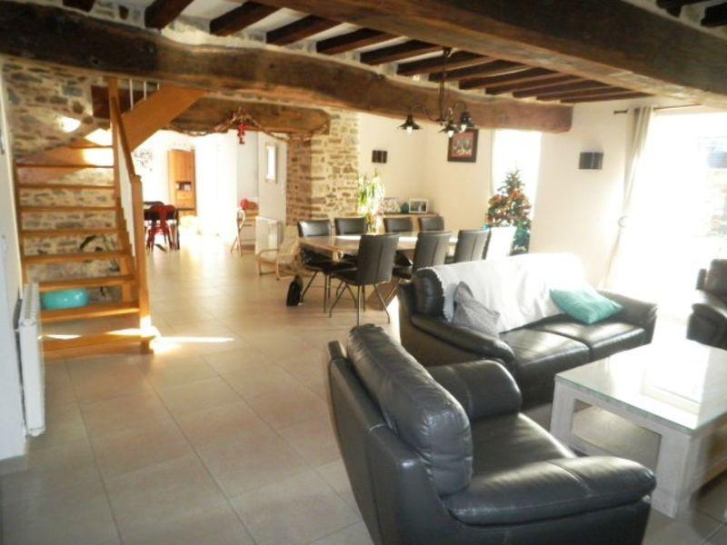 Sale house / villa Martigne ferchaud 181913€ - Picture 4