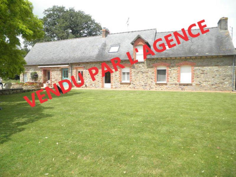 Vente maison / villa Martigne ferchaud 179800€ - Photo 1