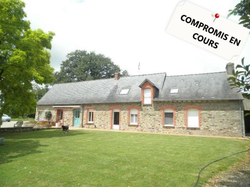 Vente maison / villa Martigne ferchaud 179800€ - Photo 2