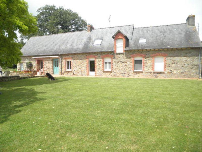 Sale house / villa Martigne ferchaud 179800€ - Picture 16