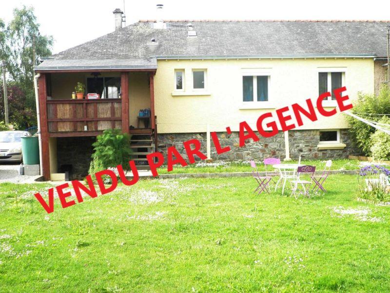 Vente maison / villa Martigne ferchaud 119870€ - Photo 1
