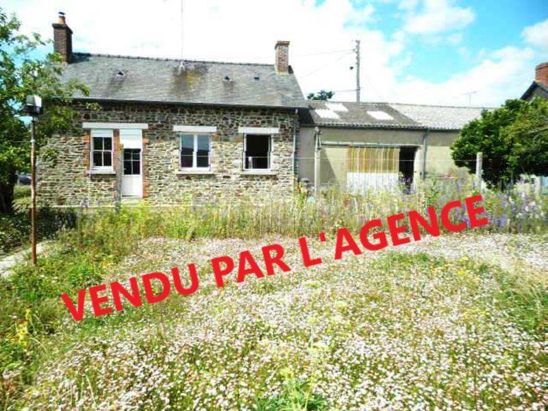 Sale house / villa Martigne ferchaud 63900€ - Picture 1