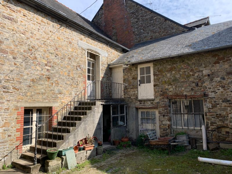 Vente maison / villa Martigne ferchaud 70005€ - Photo 1