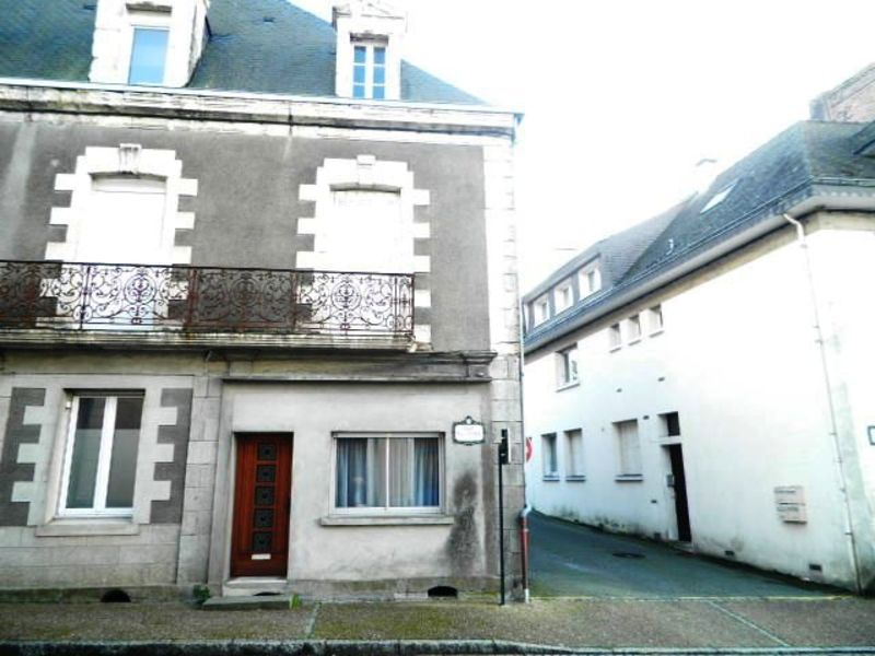 Sale house / villa Martigne ferchaud 64950€ - Picture 1