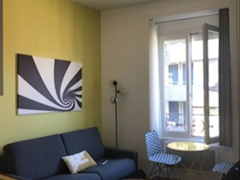 Rental apartment Lyon 03 536€ CC - Picture 1