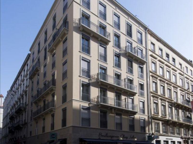 Rental apartment Lyon 02 660€ CC - Picture 1