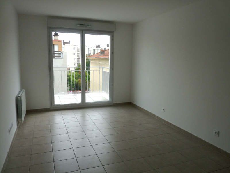 Rental apartment Villeurbanne 651,19€ CC - Picture 1