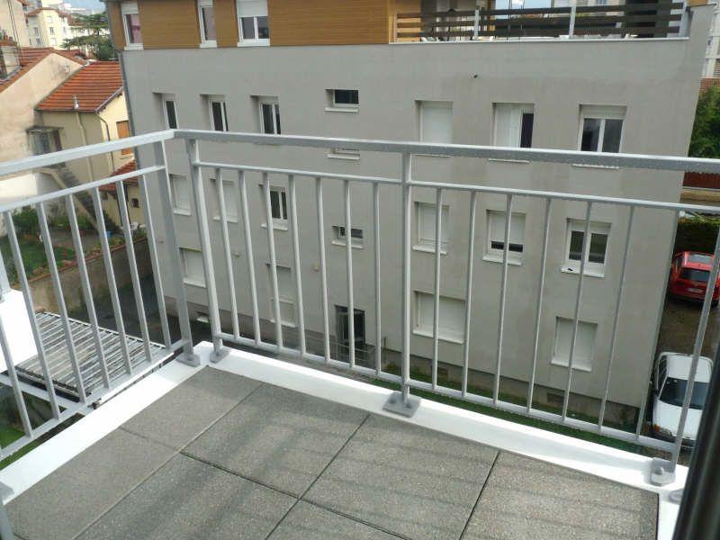Rental apartment Villeurbanne 651,19€ CC - Picture 4