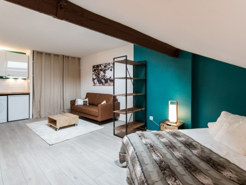 Rental apartment Lyon 650€ CC - Picture 2
