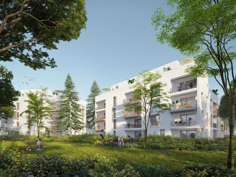 Rental apartment Lyon 910€ CC - Picture 1