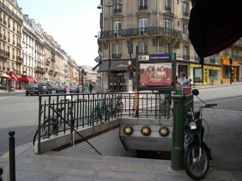 Vente fonds de commerce boutique Paris 5ème 143000€ - Photo 1