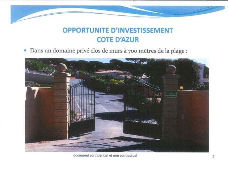 Sale house / villa Les issambres 465000€ - Picture 2