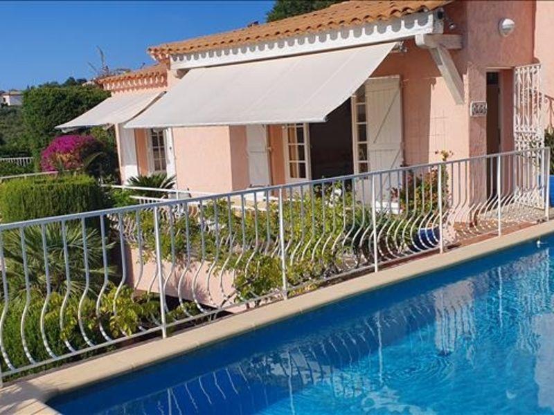 Sale house / villa Les issambres 630000€ - Picture 1