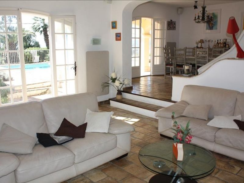 Sale house / villa Les issambres 895000€ - Picture 3