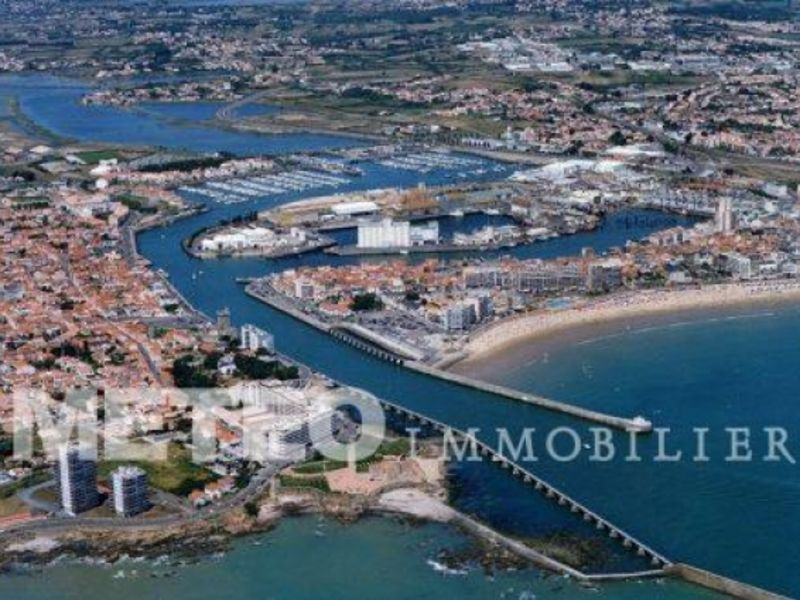 Sale site Les sables d olonne 502 200€ - Picture 2