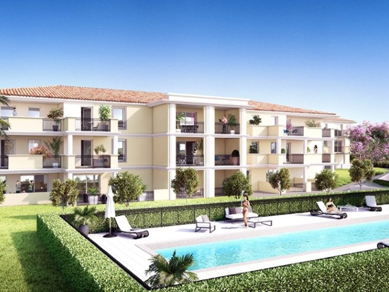 Vente appartement Bormes les mimosas 308 000€ - Photo 2