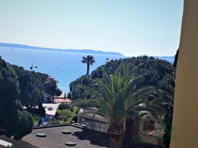 Vente appartement Le lavandou 250 000€ - Photo 1