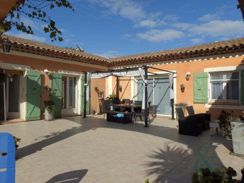 Vente maison / villa Bormes les mimosas 580000€ - Photo 4