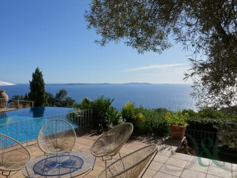 Deluxe sale house / villa Rayol canadel sur mer 4500000€ - Picture 2
