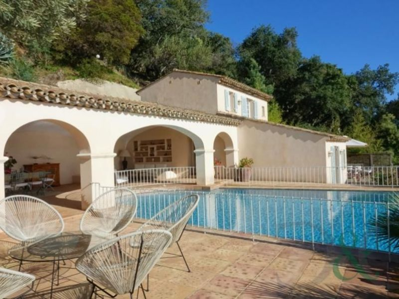 Deluxe sale house / villa Rayol canadel sur mer 4500000€ - Picture 9