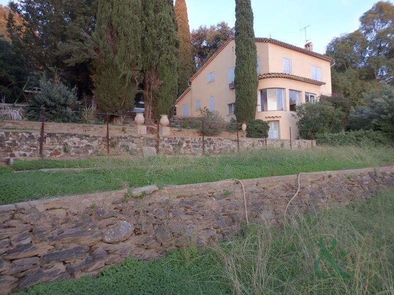 Vente maison / villa Rayol canadel sur mer 3700000€ - Photo 2