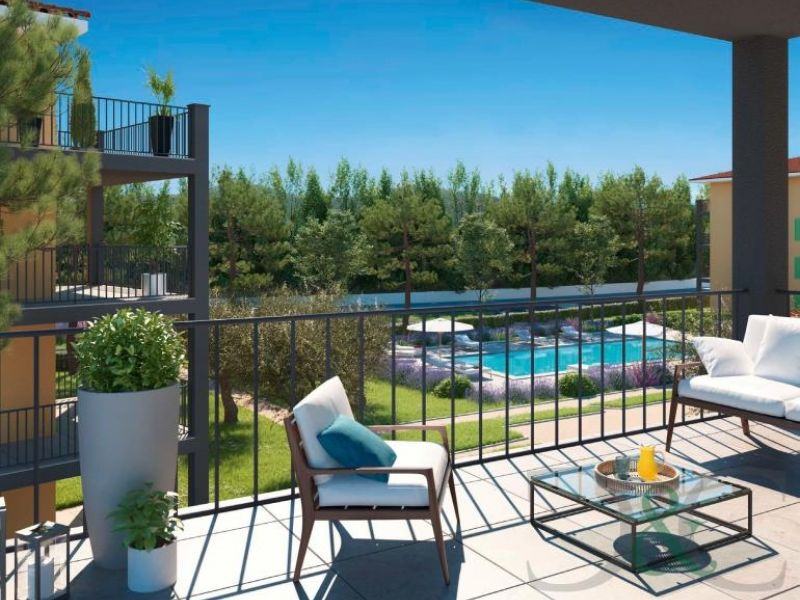 Vendita appartamento Bormes les mimosas 263000€ - Fotografia 2