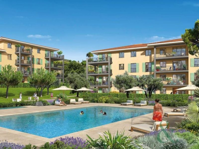 Vendita appartamento Bormes les mimosas 330000€ - Fotografia 1