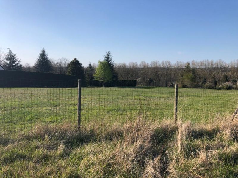 Vente terrain Amboise 140 000€ - Photo 1