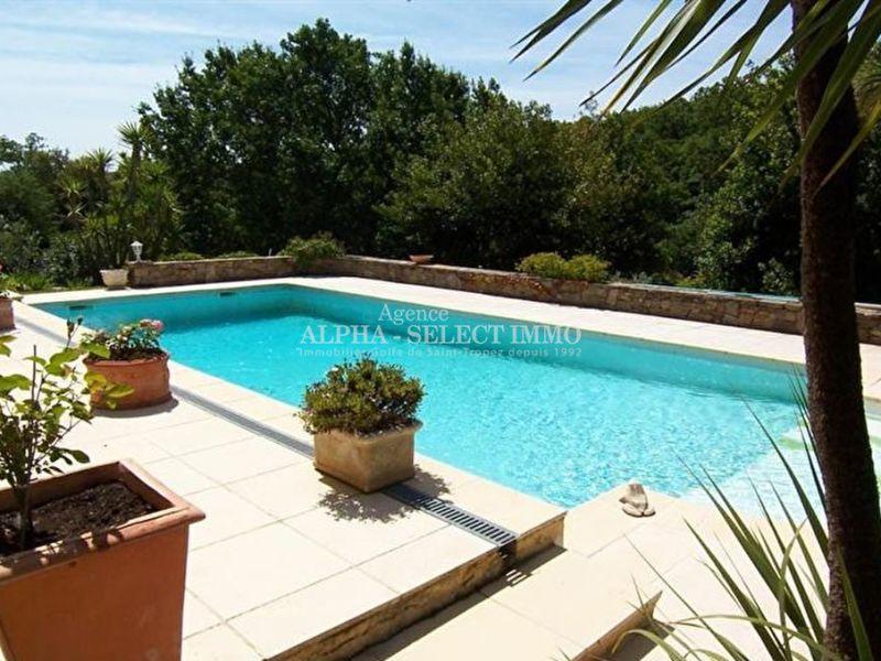 Vente maison / villa Grimaud 735000€ - Photo 2