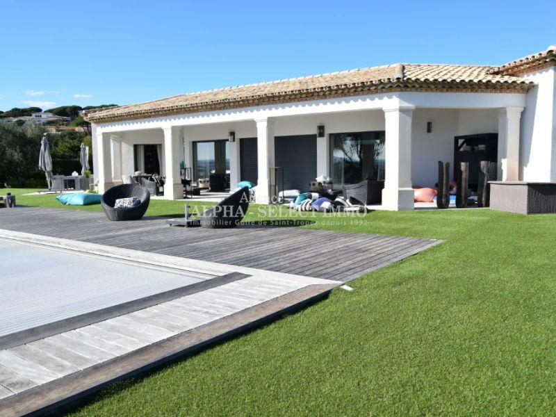 Villa de prestige  dans un quartier résidentiel à Sainte Maxime