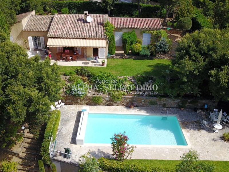 Sale house / villa Grimaud 1 390 000€ - Picture 1