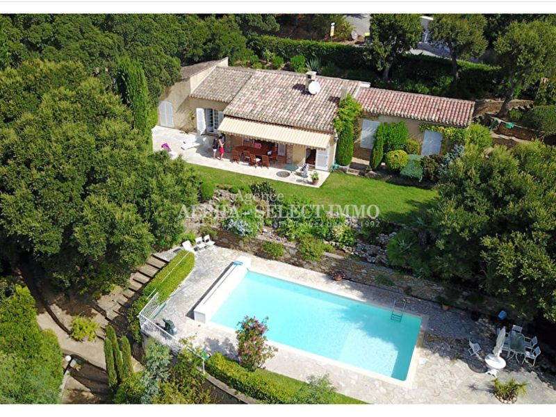 Sale house / villa Grimaud 1 390 000€ - Picture 3