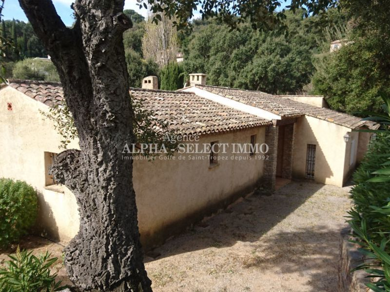 Sale house / villa Grimaud 1 390 000€ - Picture 6