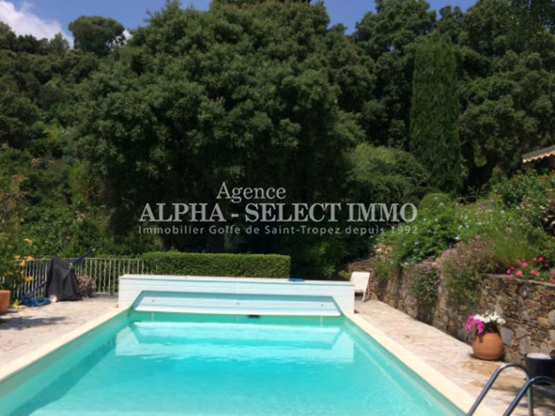 Sale house / villa Grimaud 1 390 000€ - Picture 7