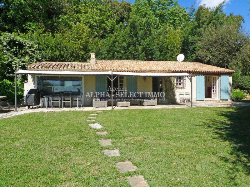 Sale house / villa Grimaud 980000€ - Picture 1