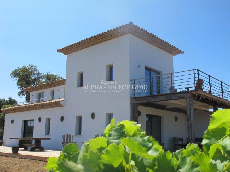 Sale house / villa Plan de la tour 1265000€ - Picture 2