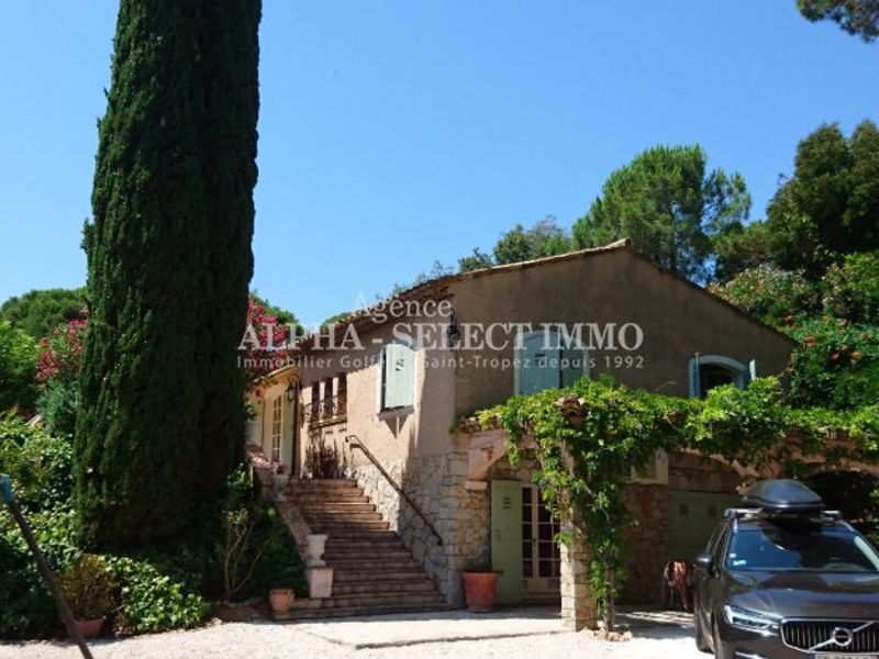 Vente maison / villa Sainte maxime 1 490 000€ - Photo 1