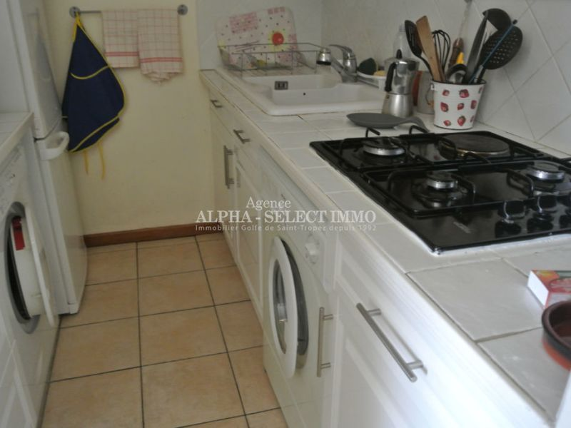 Vente appartement Grimaud 140 000€ - Photo 2