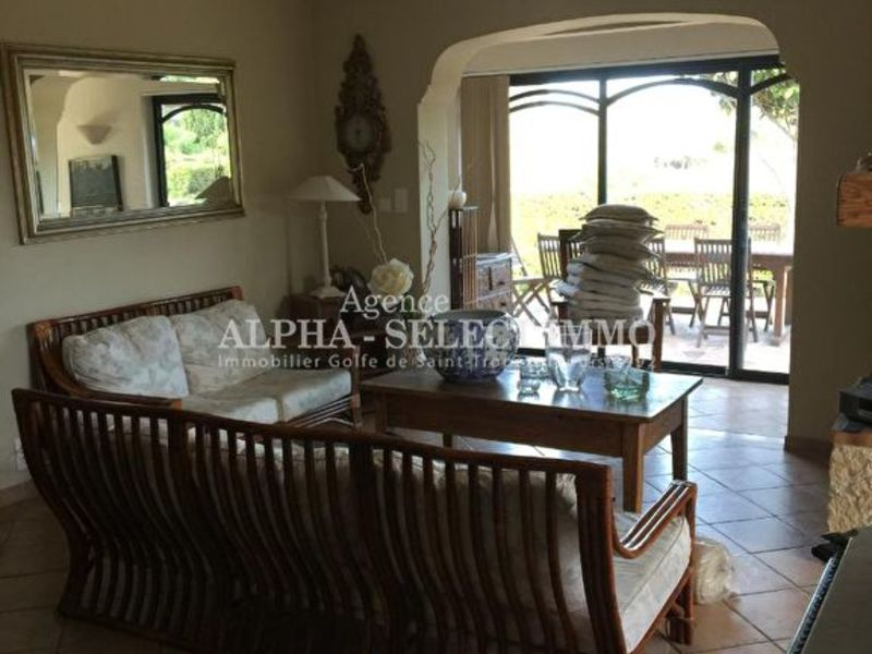 Vente maison / villa Croix valmer 850000€ - Photo 7