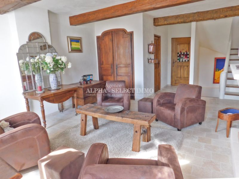 Vente maison / villa Grimaud 435 000€ - Photo 1