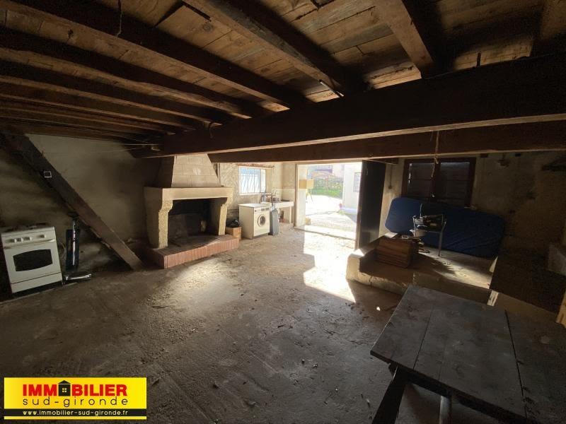 Vente maison / villa Langoiran 150000€ - Photo 9