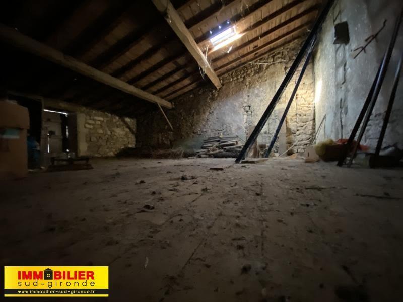 Vente maison / villa Langoiran 150000€ - Photo 10