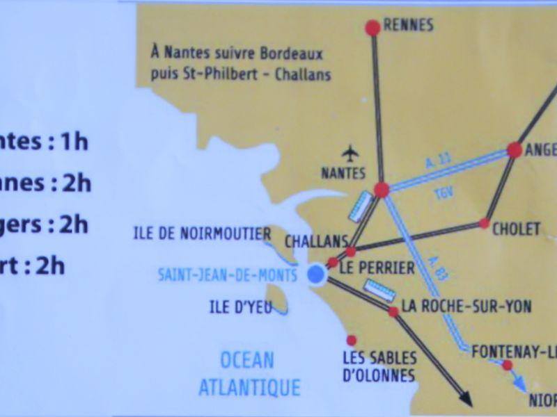 Vente terrain Saint jean de monts 65200€ - Photo 2
