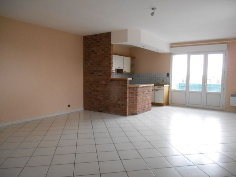 Rental apartment Saint quentin 595€ CC - Picture 1