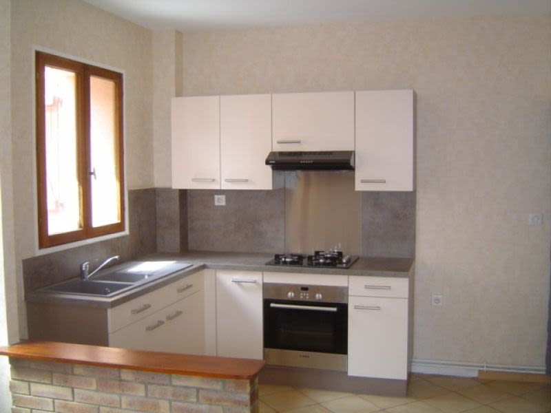 Rental house / villa Saint quentin 401€ CC - Picture 1